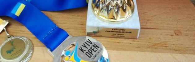 Kyiv Open Championship 2018