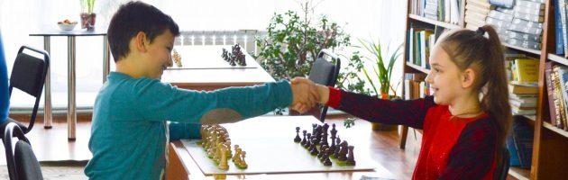 Дружеский турнир по шахматам