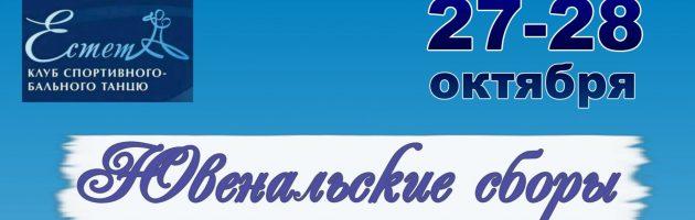 27-28 октября Ювенальские сборы